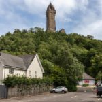 Wallace Monument in Stirling.