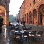 Morning stroll in Bologna, Italy