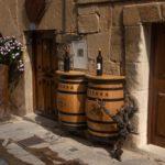 Bodega in La Rioja Alavesa