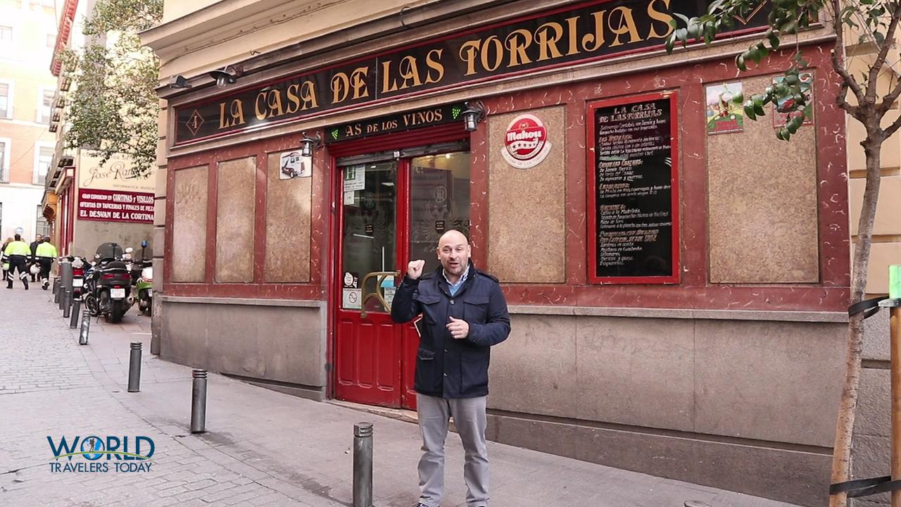 Cover House of Torrijas